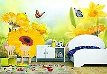 Fototapete 3D Effekt Tapete Wandbild