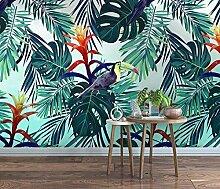 Fototapete 3D Effekt Tapete Wandbild Wallpaper
