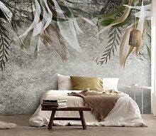 Fototapete 3D Effekt Tapete Wanddeko Wandbilder