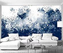 Fototapete 3d Effekt Tapeten Modernes Blaues