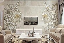 Fototapete 3D Effekt Tapeten Relief Sandstein