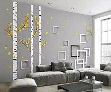 Fototapete 3D Effekt Vlies Tapete Einfache Und
