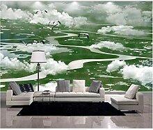 Fototapete 3D Effekt Vlies Wand Tapete Weiße