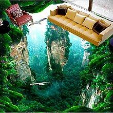 Fototapete 3D Effekt Vliestapete Cliff 3D