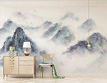 Fototapete 3D-Effekt, Wandbildchinesische