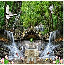 Fototapete 3d fototapeten natur landschaft
