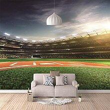 Fototapete 3D Fußballstadion Benutzerdefinierte