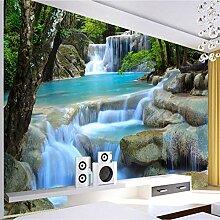 Fototapete 3D Natur Landschaft Wand Tapete