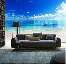 Fototapete 3d Sea Coastal Horizon Beach 3d