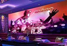 Fototapete 3D Tapete Wandbilder Coole Bar Für