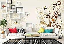 Fototapete 3D Tapete Wandbilder Moderner