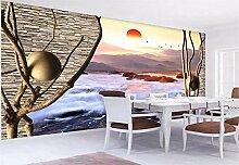 Fototapete 3D Tapete Wandbilder