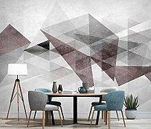 Fototapete 3D Tapeten Abstrakte Geometrische