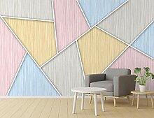 Fototapete 3D Tapeten Einfache Geometrische Linien
