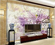 Fototapete 3D Tapeten Wandbilder Aquarell