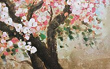 Fototapete 3D Tapeten Wandbilder Blühende