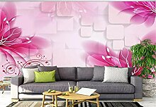 Fototapete 3D Tapeten Wandbilder Blume