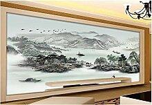 Fototapete 3D Tapeten Wandbilder Chinesische