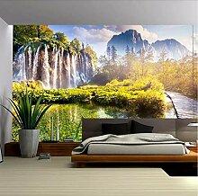 Fototapete 3D Tapeten Wandbilder Chinesischer