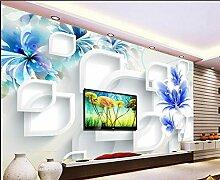 Fototapete 3D Tapeten Wandbilder Fantasie