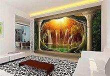 Fototapete 3D Tapeten Wandbilder Geheimnisvoller