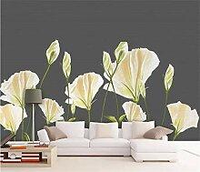 Fototapete 3D Tapeten Wandbilder Handgemaltes