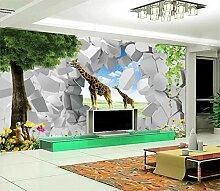 Fototapete 3D Tapeten Wandbilder Mode Landschaft