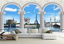 Fototapete 3D Tapeten Wandbilder Weltrömische