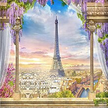 Fototapete 3d Turm Vlies Tapete Dekorativer