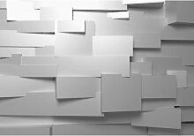 Fototapete 3D Wall 254 cm x 366 cm East Urban Home