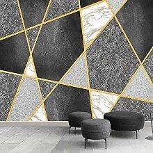 Fototapete 3D Wallpaper Abstrakte Kunst Geometrie