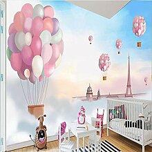 Fototapete 3d Wandbild Schöner Ballon Wandtapete