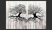 Fototapete A Kiss of a Trees 245 cm x 350 cm