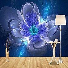 Fototapete Abstrakte Blumentapete Wandbild