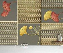 Fototapete Abstraktes Goldenes 200x140cm M