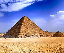 Fototapete ÄGYPTEN PYRAMIDEN 300x250cm Bild