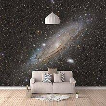Fototapete art Sternenhimmel Galaxie 3D Vlies