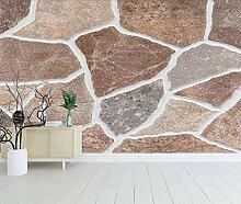 Fototapete Backsteinmauer, Stein, Dreidimensionale