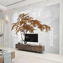 Fototapete Baum Moderne Wandbild Tapete 3D -