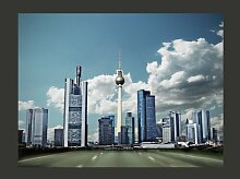 Fototapete Berlin 154 cm x 200 cm East Urban Home