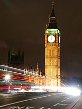 Fototapete Bild-Tapete BIG BEN, LONDON 170x250cm