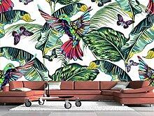 Fototapete Blattpflanze Vlies Tapete Moderne