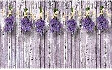 Fototapete Blumen 0.6 m x 250 cm East Urban Home