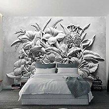 Fototapete Blumen 3D Wandbilder Für Fernseher