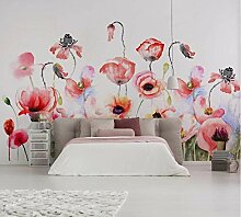 Fototapete Blumen Tapete Schlafzimmer Wohnzimmer