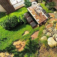 Fototapete Bodentapete Grünpflanzen Gras