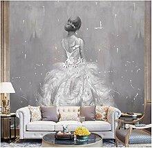 Fototapete Brautkleidungsgeschäft für Mädchen