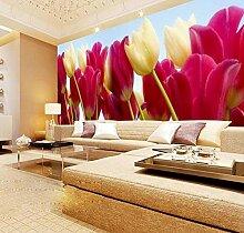 Fototapete Breite Korridore frischen Garten