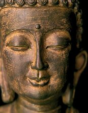 Fototapete Buddha 2.12 m x 260 cm Saif Bloomsbury