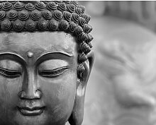 Fototapete Buddha 240 cm x 300 cm East Urban Home
